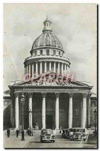 Old Postcard Paris and Wonders Pantheon 1757 1780