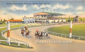 Charles Town Jockey Club, Inc Charles Town, West Virginia, WV, USA 1949