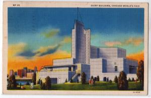 Chicago Worlds Fair - Dairy Building