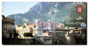 Modern Postcard Principality of Monaco Prince's Palace and its Walls