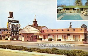 Topper Motor Hotel - Bakersfield, CA