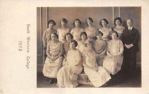 Northwestern College, 1923 USA College Unused
