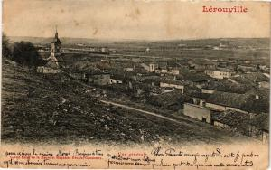 CPA  Lérouville -Grand Bazar de la Meuse et Magasins Rénnis,Commercy    (178951)
