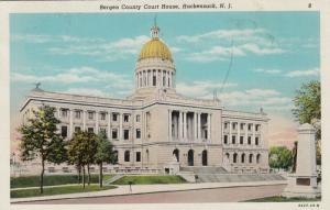 HACKENSACK , New Jersey , 1910-30s ; Court House