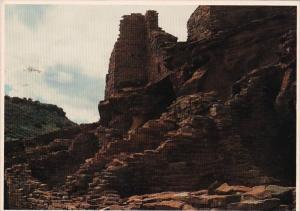 Arizona Wupatki National Monument The Wupatki Ruin