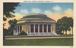 Bailey Hall, Cornell University, Ithaca, New York,  30-40s