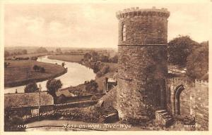 Ross on Wye, River Wye Tower Frith's Series