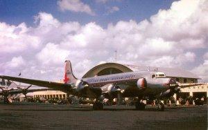 Eastern Airlines - Douglas DC4  (AviationCards.com)