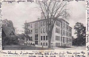 Massachusetts Jamaica Plain Bowditch School 1906