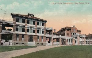 RAY BROOK , New York , 1910 ; State Sanatorium