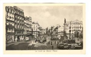 RP; Lille - La Grand Place, France, 1910-30s