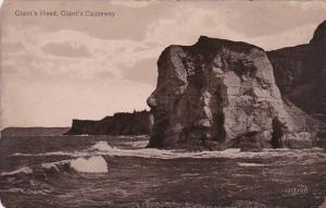 Northern Ireland Antrim Giant's Head Giant's Causeway