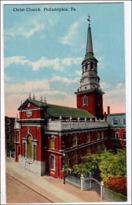 Christ Church, Philadelphia PA