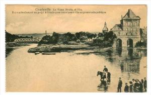 Charleville-Mézières , France , 00-10s ; Le Vieux Moulin et L'Ile