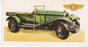 Trade Card Brooke Bond History of the Motor Car No 23