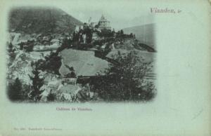CPA Luxembourg Vianden (30803)