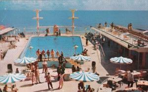 Florida Miami Beach The Sorrento Hotel On The Ocean