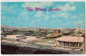Music Center for Performing Arts, Los Angeles, CA