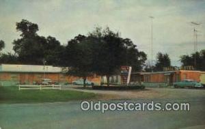 Trail 71 Motel, Bentonville, AR, USA Motel Hotel Postcard Post Card Old Vinta...