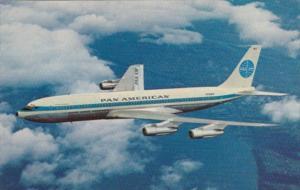 Pan American Airways Boeing 707 Jet Clipper