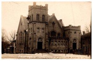 Michigan Hillsdale  First Confregational Church RPC