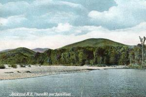 NH - Jackson, Thorn Mountain & Saco River