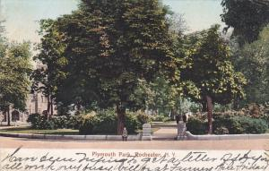 Rochester , New York  ; Plymouth Park , PU-1905