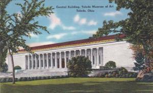Ohio Toledo Museum Of Art Central Building