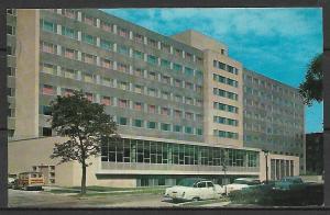 Wisconsin, Milwaukee - Marquette University - Walter Schroeder Hall