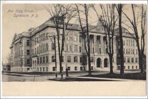 New High School, Syracuse NY