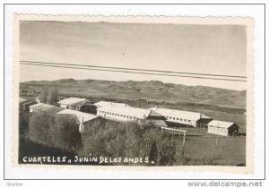RP: Cuarteles Junin Delos Andes, Argentina, 20-40s