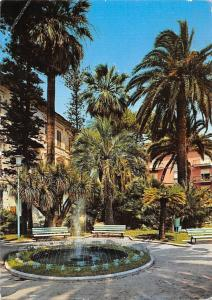 Italy Diana Marina Giardini Jardins Gardens Fountain