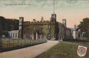 Tegenna Castle Hotel, St. Ives, Cornwall, England, United Kingdom, 00-10s