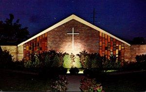 Ohio Bowling Green St Thomas Moore Student Chapel Night View Bowling Green St...