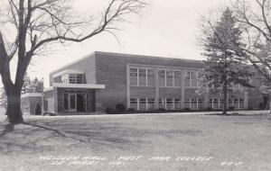 RP; LE MARS, Iowa, 1930-40s; Weidler Hall, West Mar College