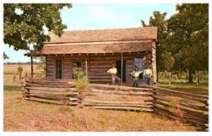 Mississippi  Brice Crossroads , National battlefield Site