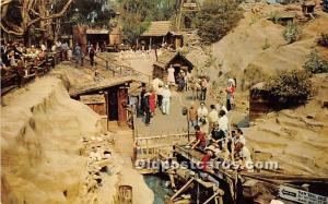 The Gold Mine in Ghost Town Knott's Berry Farm, Buena Park, California, CA, U...