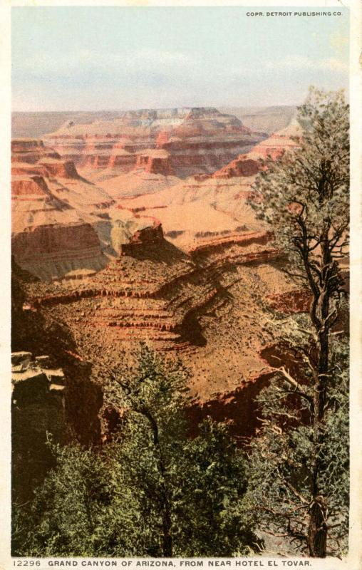 AZ - Grand Canyon National Park.