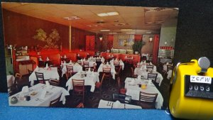 STD Vintage Jong Mea Chinatown Restaurant Indianapolis Indiana Unposted c1966