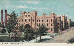 SPRINGFIELD , Illinois , 1900-10s ; Arsenal