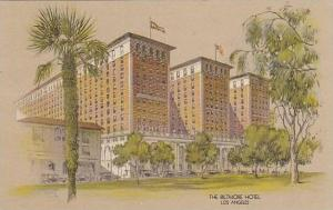 Exterior, The Biltmore Hotel, Los Angeles, California,  00-10s