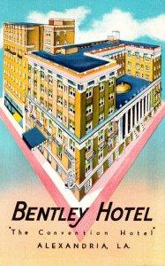 Louisiana Alexandria The Bentley Hotel