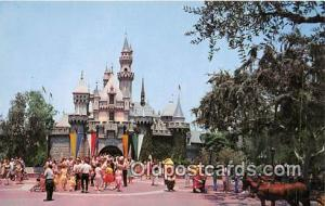 Sleeping Beauty Castle Disneyland, Anaheim, CA, USA Postcard Post Card Disney...