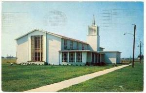 Chapel - McGurie Air Base, New Jersey, 1950s
