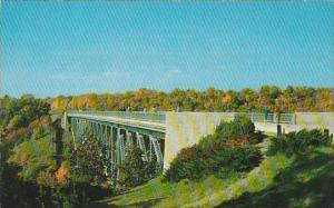 Michigan St Ignace Cut River Bridge