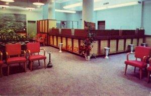 modern interior of GREATER MIAMI FEDERAL SAVINGS & LOAN ASSOC. Ingraham Building