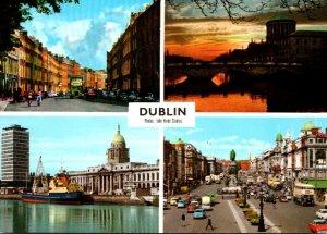 Ireland Co Dublin Dublin Multi View