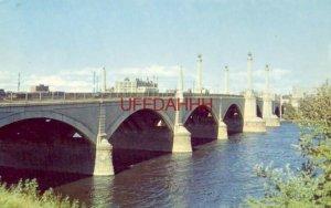 MEMORIAL BRIDGE, SPRINGFIELD, MA.