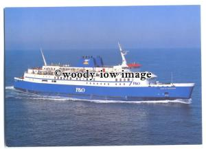 FE1163 - P&O Ferry - Pride of Winchester , built 1976 ex Viking Viscount