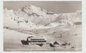 Austria Salzburg Radstadt Tauern Hotel 1960 Postcard